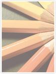 Designvorlage Farben - Innenseite links