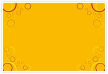 Designvorlage Kreise - Umschlag