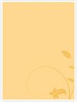 Designvorlage Gelb - Innenseite rechts