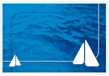 Designvorlage Maritim - Umschlag