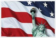 Designvorlage Freiheitsstatue New York- Umschlag