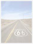 Designvorlage Route 66 - Innenseite rechts