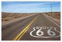 Designvorlage Route 66 - Umschlag