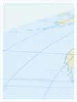 Designvorlage Landkarte USA- Innenseite links