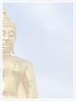Designvorlage Buddha - Innenseite links