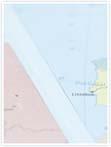 Designvorlage Spanien Landkarte - Innenseite links