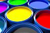 Spezielle UV-Tinte für brilliante Farben