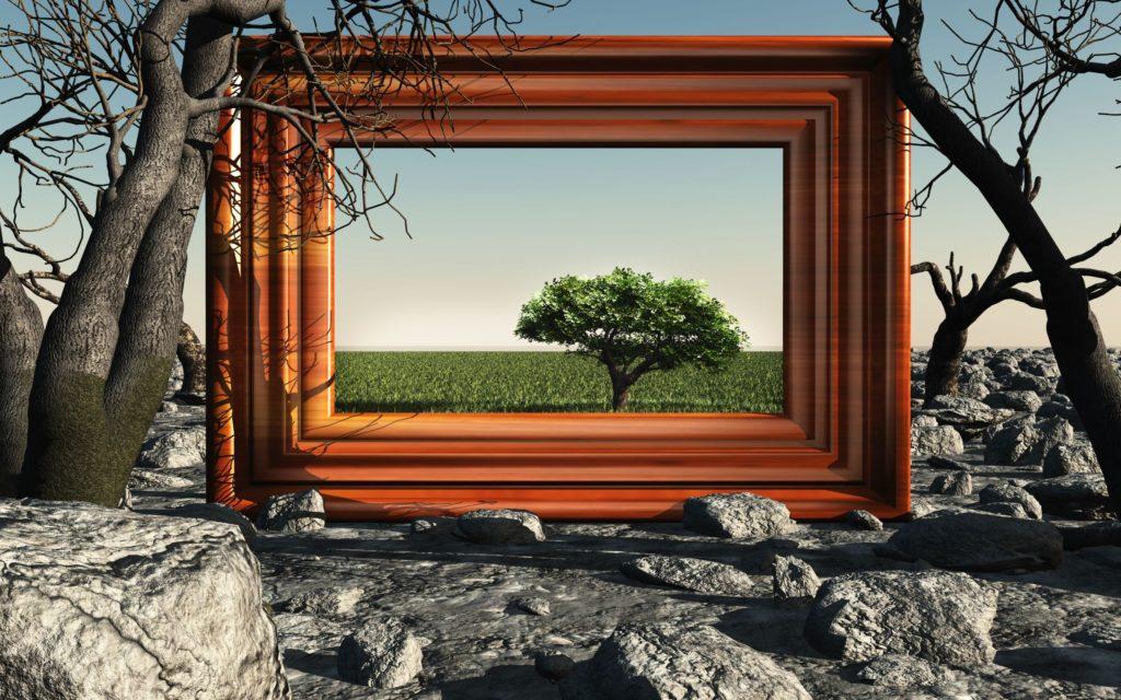 so werten sie bilderrahmen auf. Black Bedroom Furniture Sets. Home Design Ideas