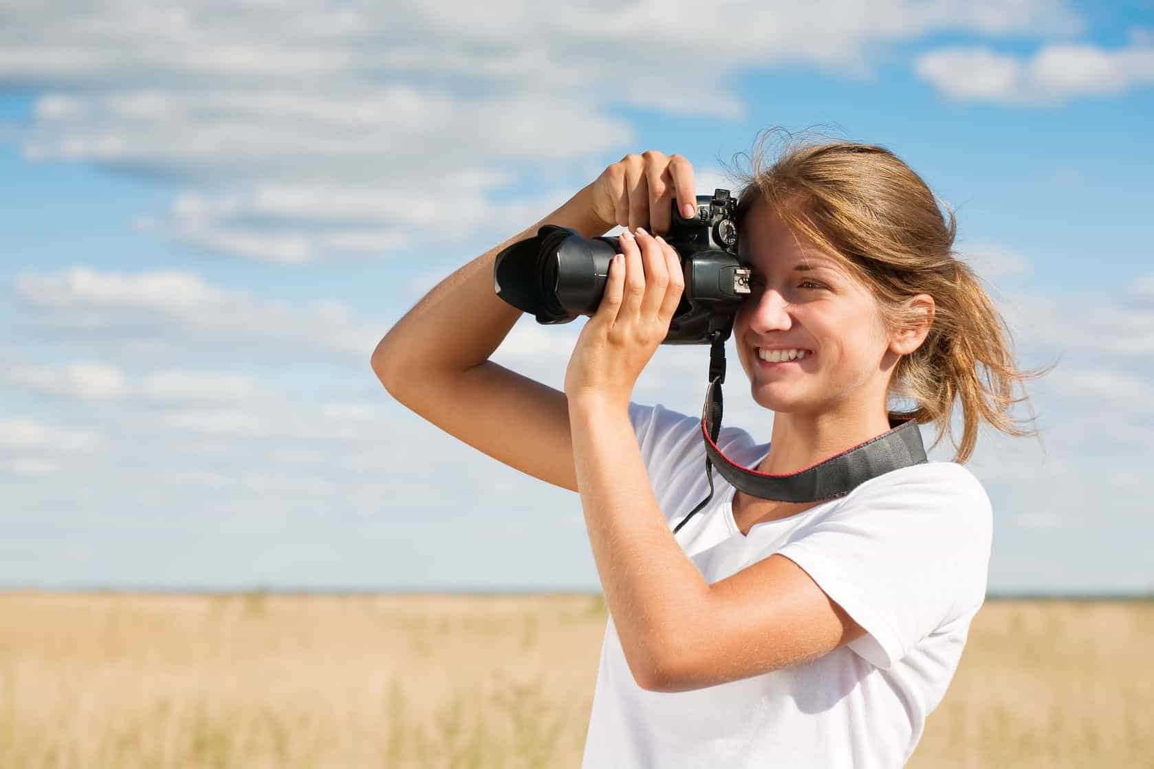 Innovative Fotos schießen
