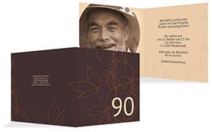 Beispiel Einladungskarten 90